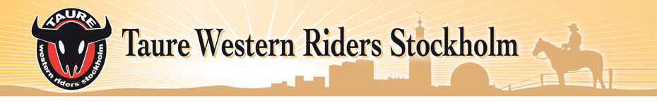Taure Western Riders Stockholm