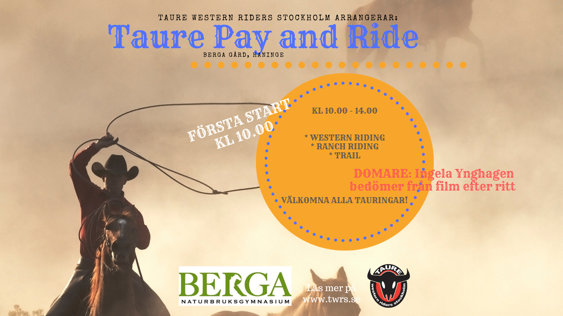 Taure Pay & Ride 2020